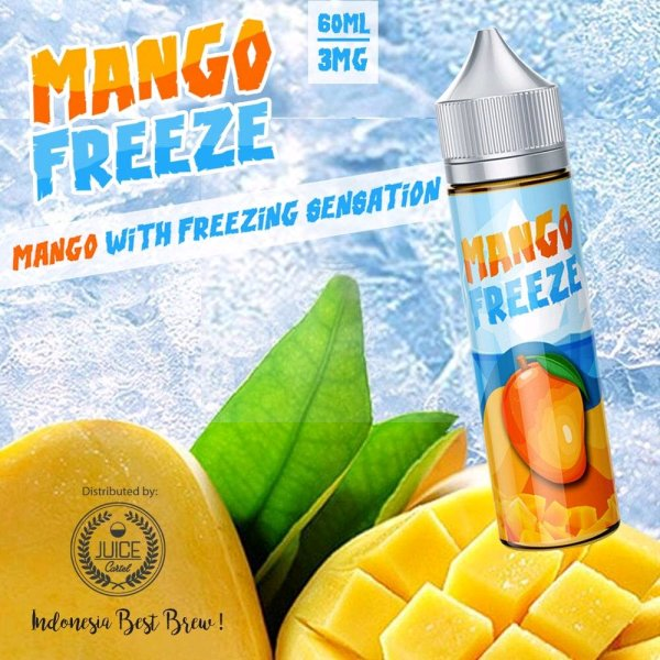 Mango Freeze Liquid Vapor