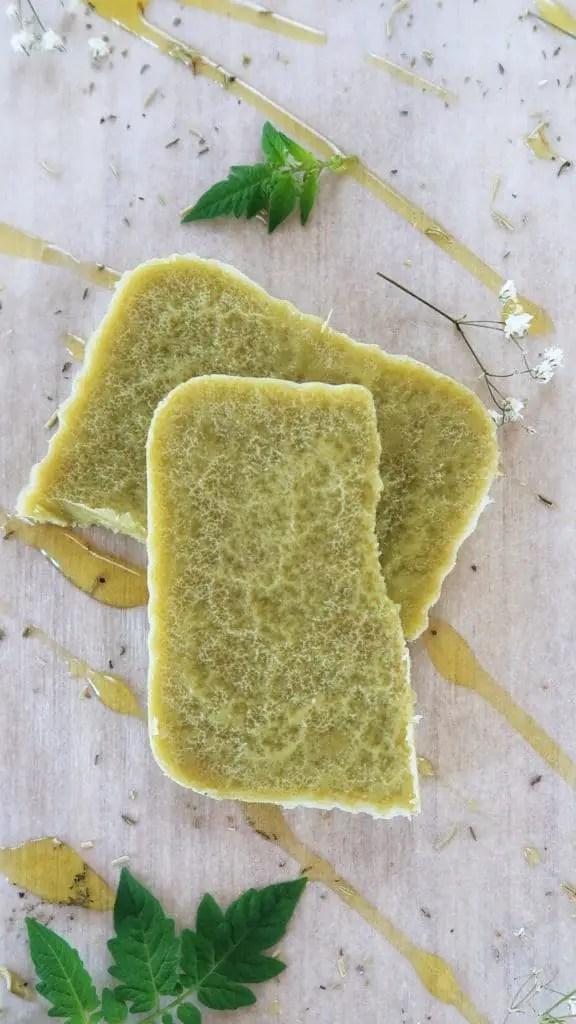 Manteiga cannabica