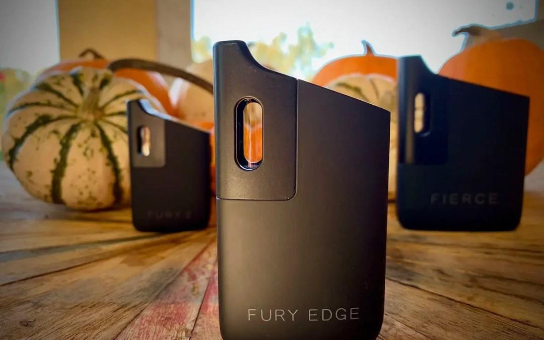 Vaporizador Fury Edge, análise completa