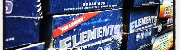 Need Elements Rolling Papers? We Got 'Em!