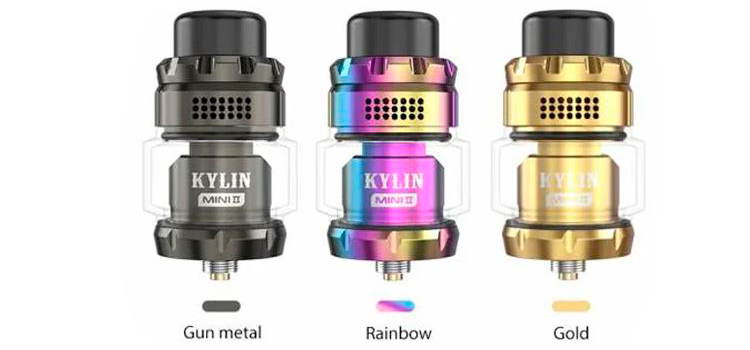 Kylin Mini V2 RTA 2-5ml 24.4mm - Vandy Vape