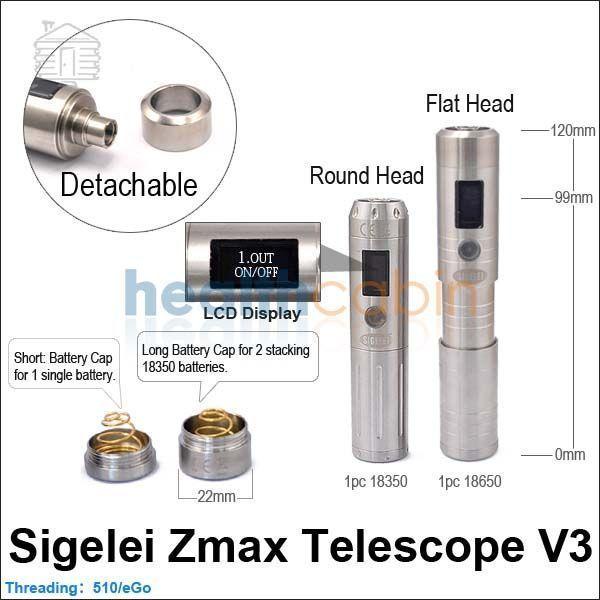 Sigelei Zmax Telescope V3