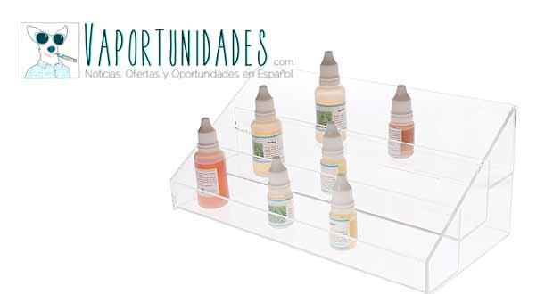 stand metacrilato liquidos