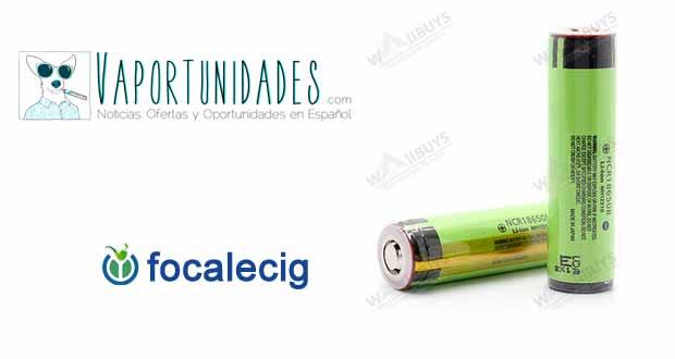 baterias pilas mods focaelcig
