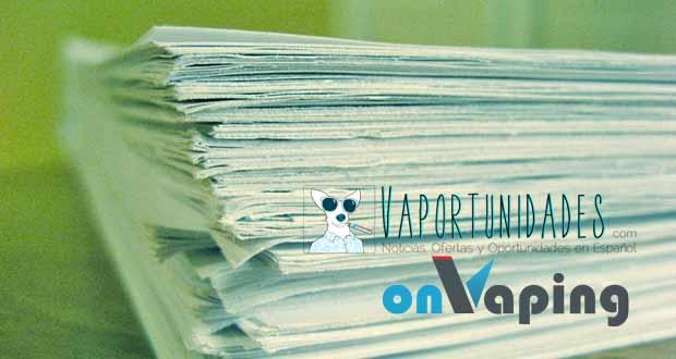 Onvaping estudios cigarrillos electronicos