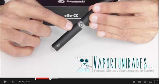 vaporshop joyetech ego cc smart kit revision