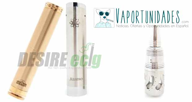desier ecig atomo origin mod clone steam turbine