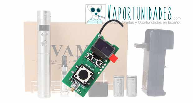 vamo fasttech v5 kit chip