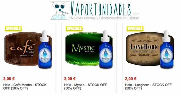 2smok.com liquidos halo oferta liquidacion