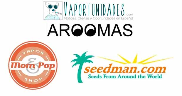 aroomas seed man mom pop waper enigma