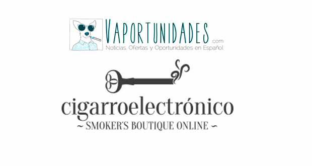 cigarro electronico smokers boutique online nueva tienda