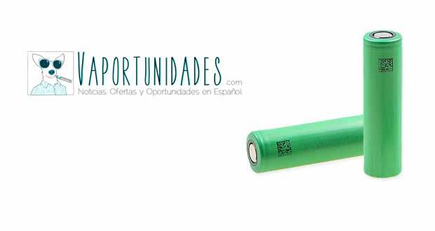 focalecig baterias sony 30a