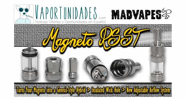 madvapes magneto rsst