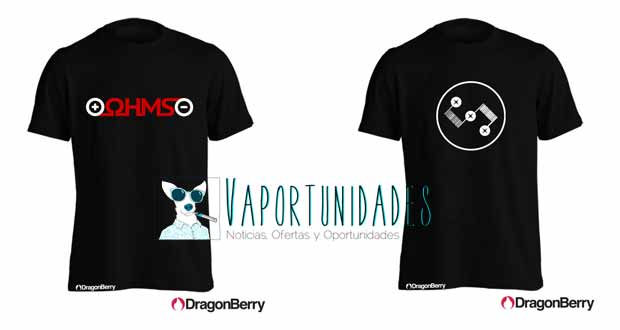 camisetas vapeo dragonberry.me