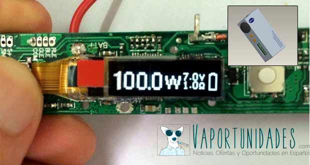 Sigelei 100W chip mod