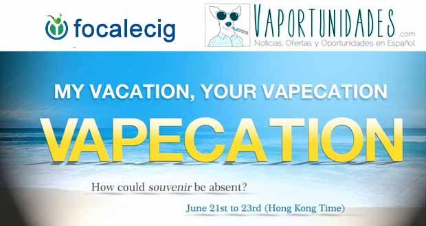 focalecig vapecation ofertas