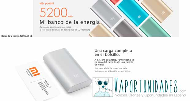 xiaomi ebay power bank