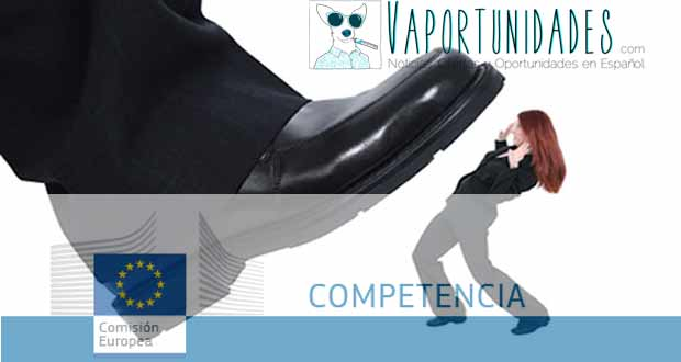 union europea competencia desleal ilegal vapeo cigarrillos electronicos