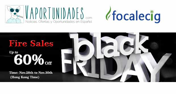 black friday focalecig