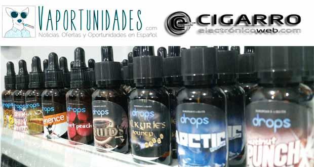 cigarroelectronicoweb.com liquidos drops