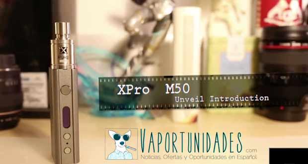 smok xpro m50 m36 m22 video