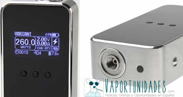 vicious ant variant 260 fasttech