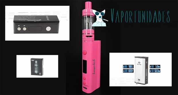 novedades cigarrillos electronicos fasttech