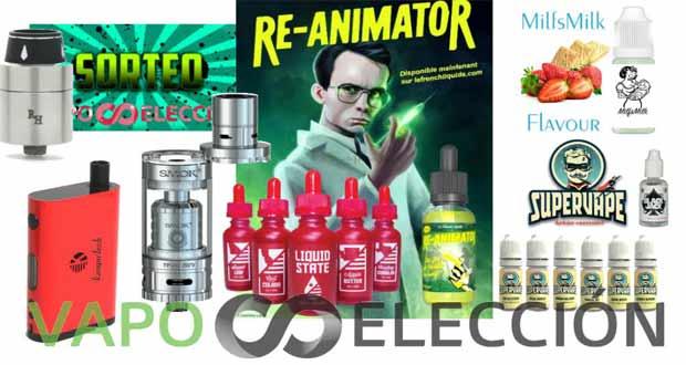 vaposeleccion productos cigarrillos electronicos