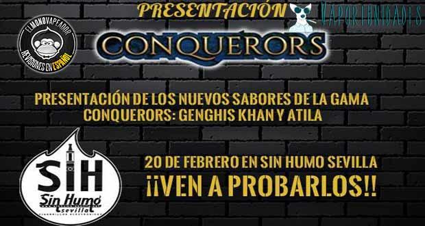 Presentacion Conquerors