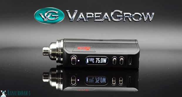 vapeagrow vt75