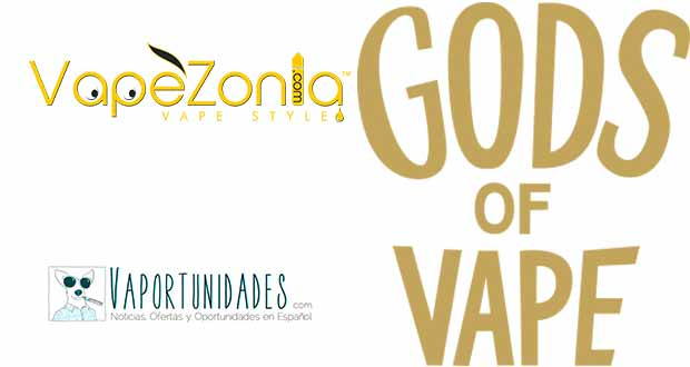 Gods Of Vape - En Vapezonia