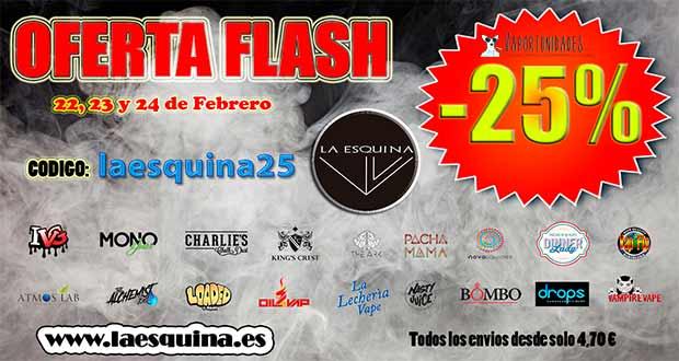 Oferta Flash - En Laesquina.es