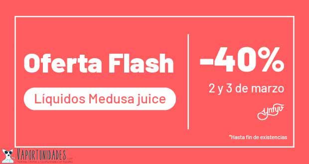 Medusa Juice - Oferta en YoNoFumoYoVapeo