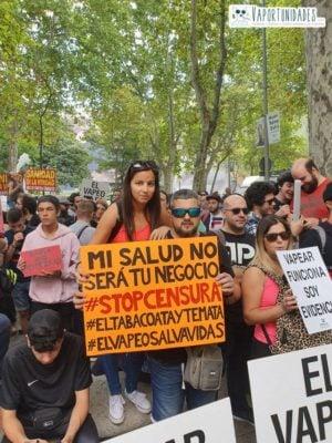 #StopCensura-#ElTabacoAtaYTeMata-#ElVapeoSalvaVidas-#elmonovapeador-#vaportunidades-2