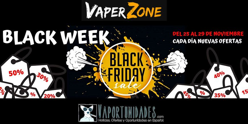 Black-Friday-en-Vaperzone-vaportunidades