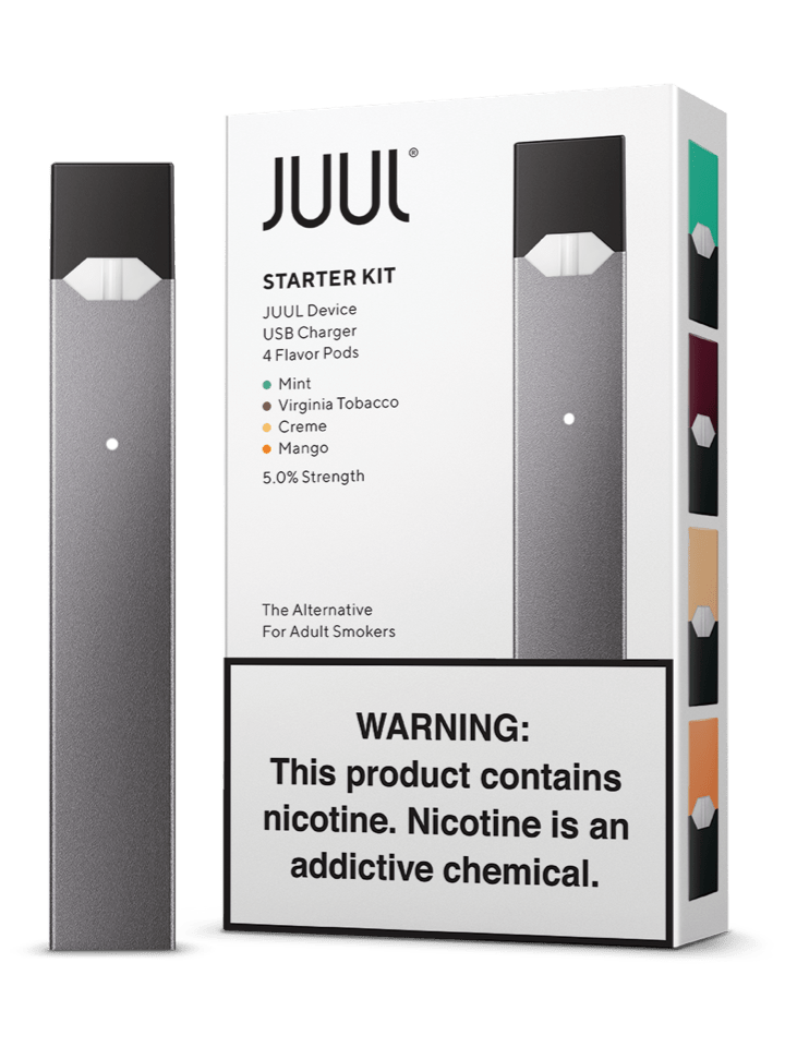 Juul Feels the Heat and Increases Its Spending on Lobbying