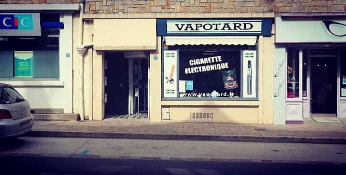 cigarette électronique Domfront et E-liquide