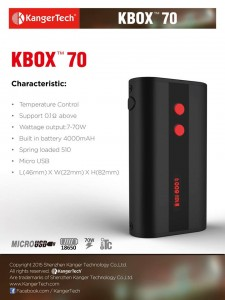 kbox70