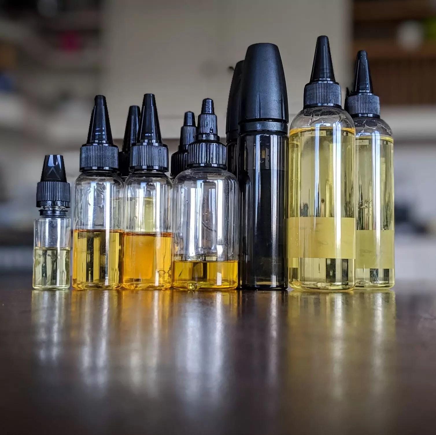 Vape Basics: Making your own e-liquid – Beginner-friendly flavourings