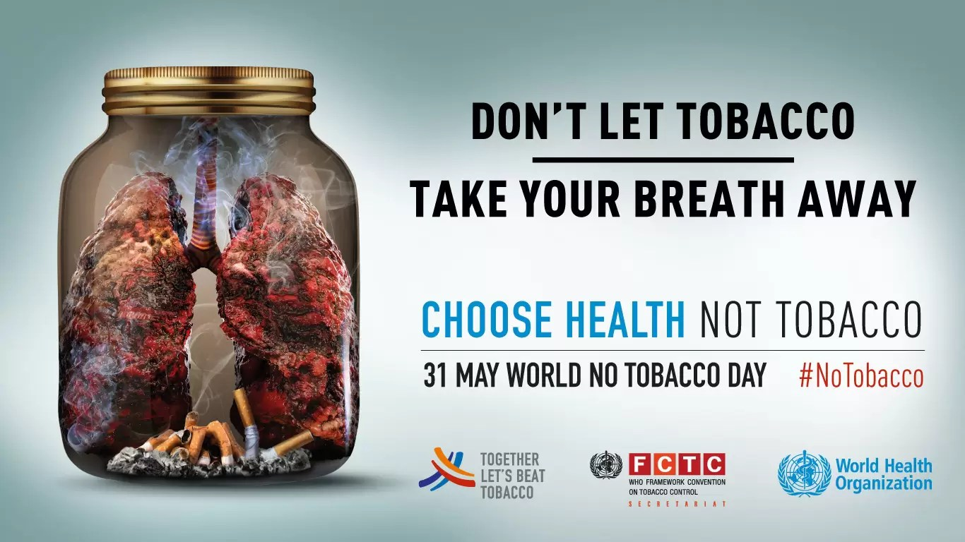 World No Tobacco Day: WHO yet to embrace vaping