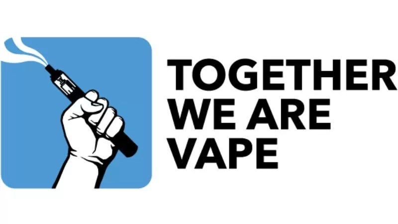 TOGETHER WE ARE VAPE – Support US vapers and industry