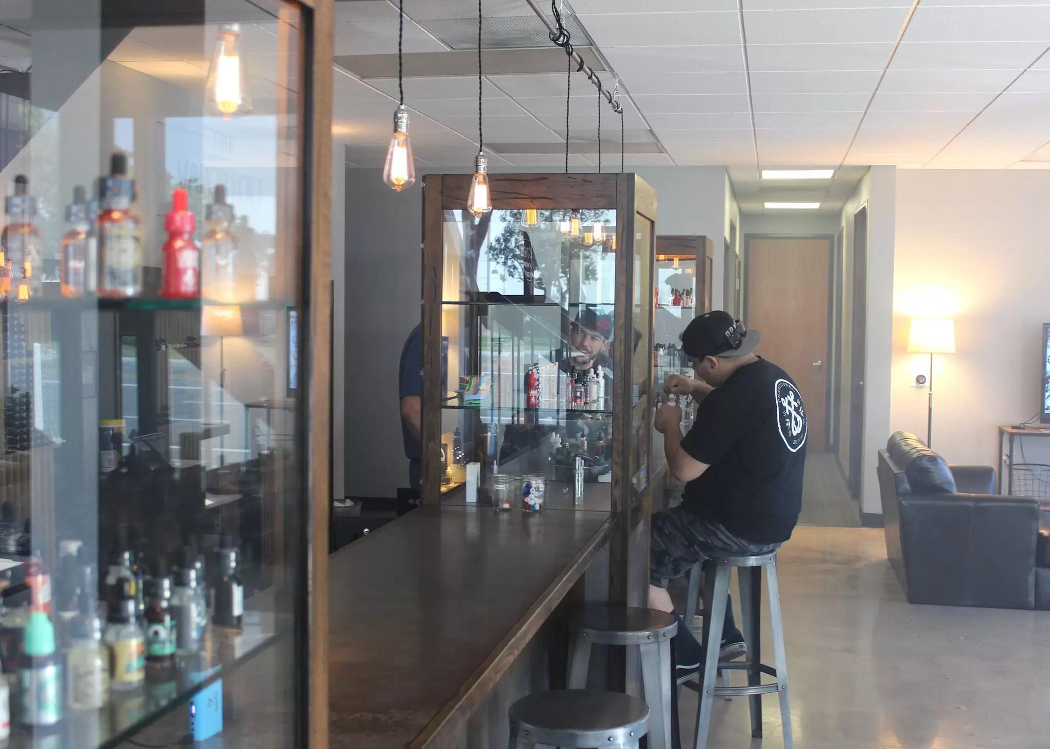 Washington vape shops go under after temporary flavour ban