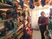 Frau Mariana von der Sozialküche des Protopopiats Huedin