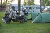 Campingen i Karlsborg - värd ett besök