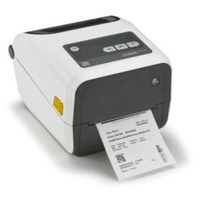 Zebra GC420d Direct thermal desktop labelling printer - Vara