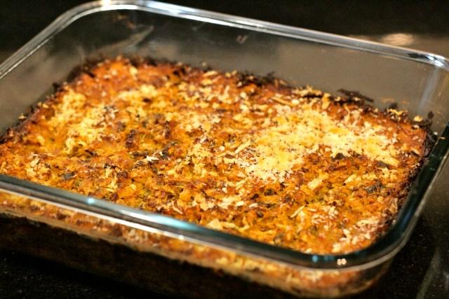 Bhanavle - a savoury cabbage pie