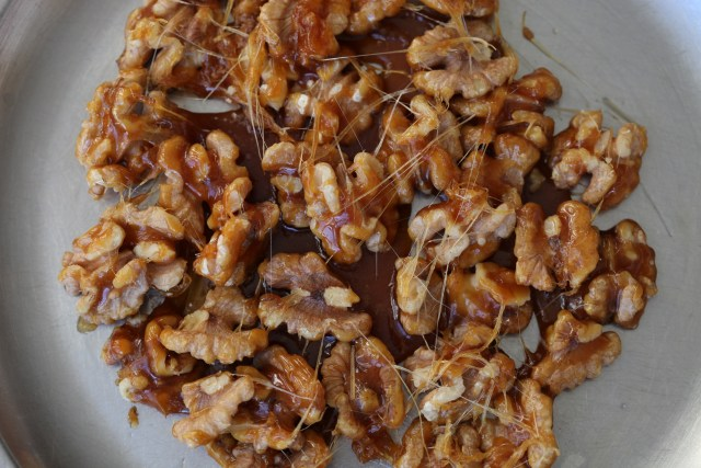 Walnut Chikki