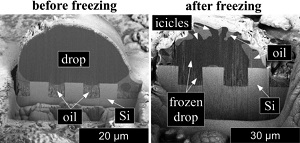 Mechanism of Frost Formation on Lubricant-Impregnated Surfaces_300