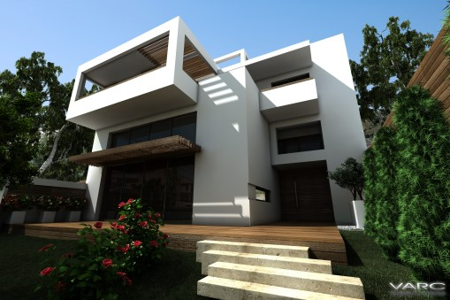 architectural visualization 3d