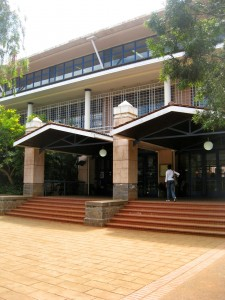 Margaret Thatcher Library, Moi University